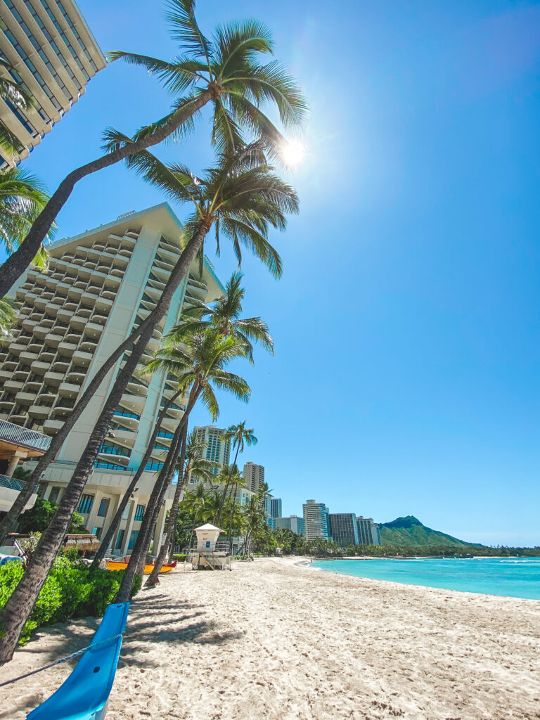 postkort fra Hawaii